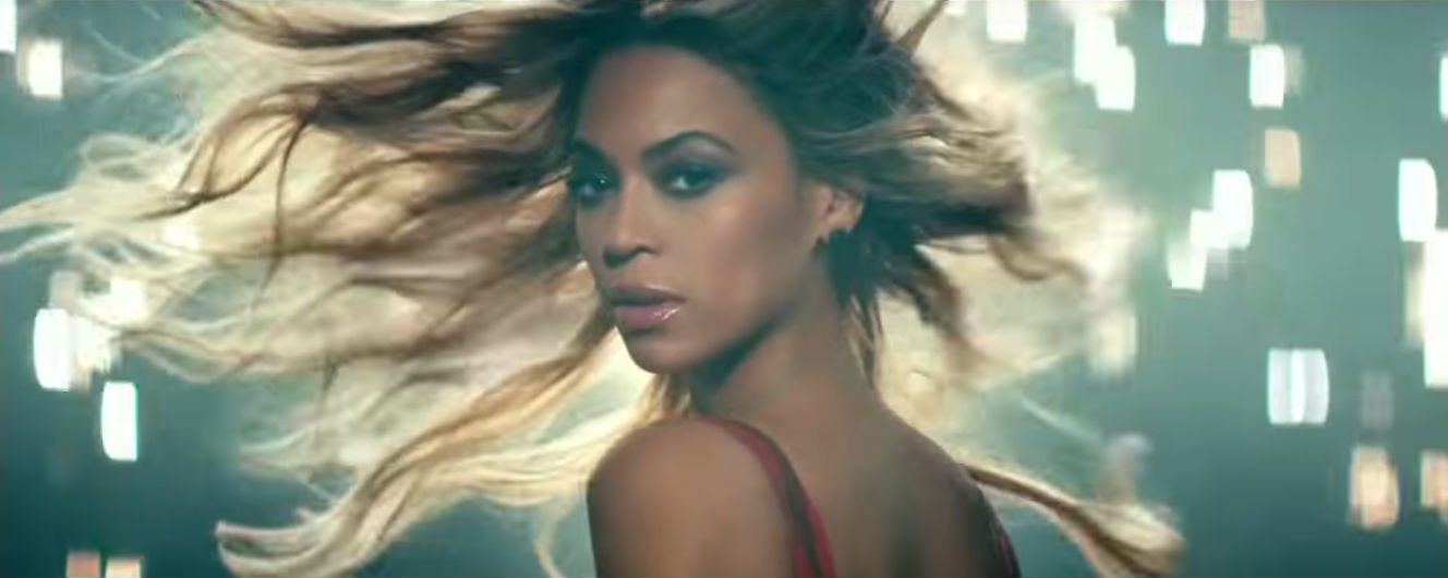 Beyonce Toyota Commercial