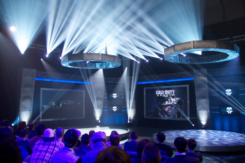 Call of Duty Event