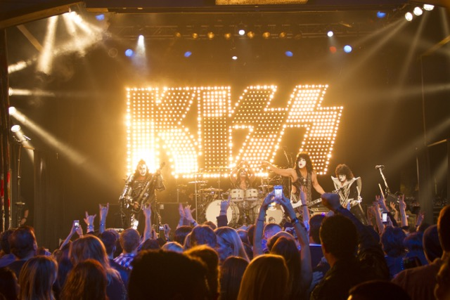 Kiss Concert Lighting Design VOLT 2